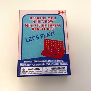 Desktop Mini Connect 4. Brand new in the box